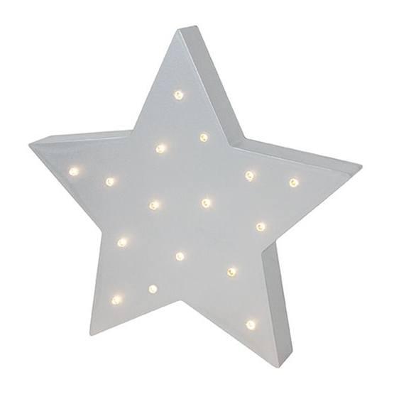 Jabadabado, Ledlampa Stjärna 24 cm