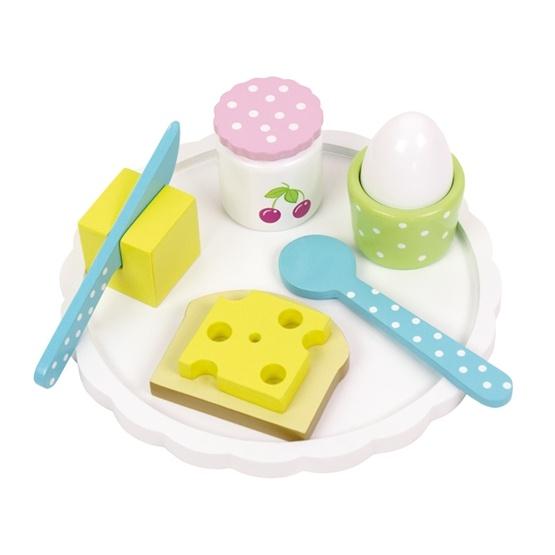 Jabadabado, Frukostset