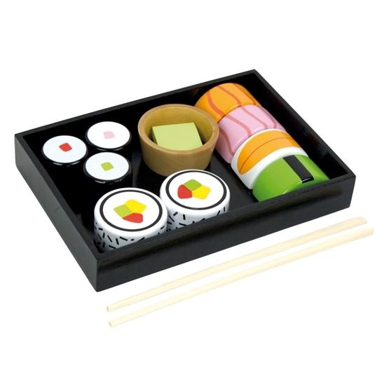 Jabadabado, Sushi