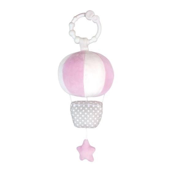 Jabadabado, Speldosa Luftballong rosa