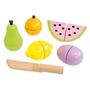 Jabadabado, Skära frukt pastell