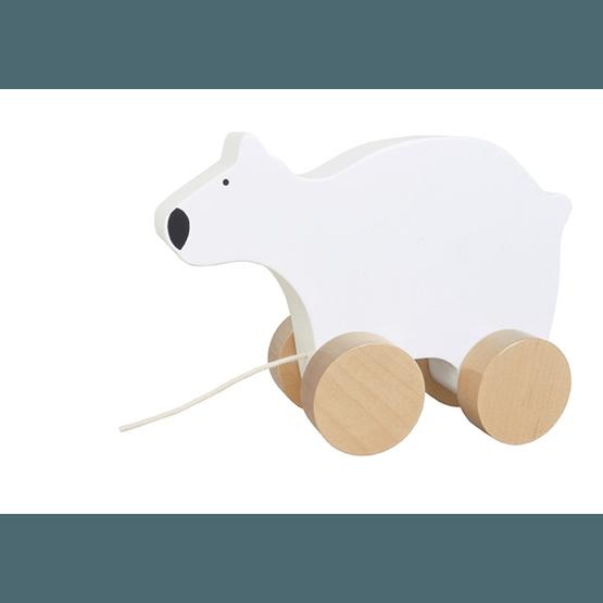 JaBaDaBaDo, Dragdjur isbjörn