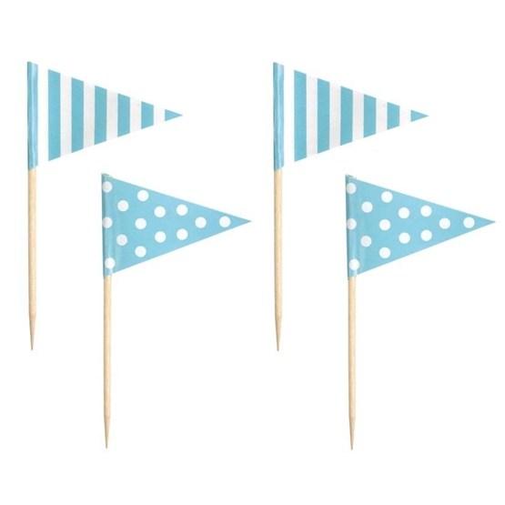 JaBaDaBaDo, Partypicks Ljusblå 16 st