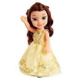 Disney Princess, Skönheten & Odjuret - Belle med balklänning 35 cm