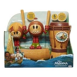 Disney Vaiana, Vaiana's Instrumentset