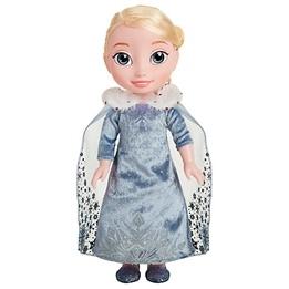 Disney Frozen, Olaf's Frozen Adventure - Elsa Docka 35 cm