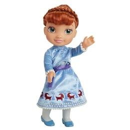Disney Frozen, Olaf's Frozen Adventure - Anna Docka 35 cm