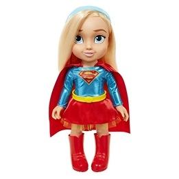DC SuperHero Girls, Supergirl Toddler 35 cm