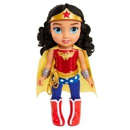 DC SuperHero Girls, Wonder Woman Toddler 35 cm