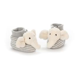 Jellycat - Alfie Elephant Booties