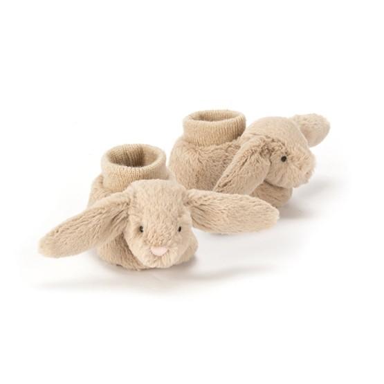 Jellycat - Bashful Beige Bunny Booties