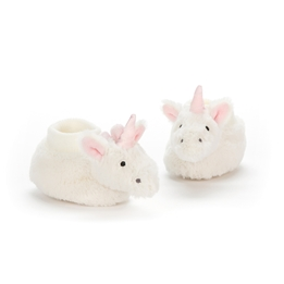 Jellycat - Bashful Unicorn Booties