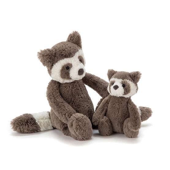 Jellycat - Bashful Raccoon