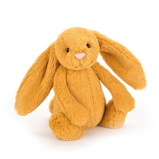Jellycat - Bashful Saffron Bunny