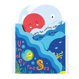 Jellycat - Under The Sea Board Book