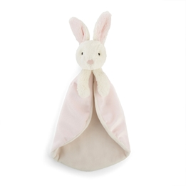 Jellycat - Bobtail Pink Bunny Soother