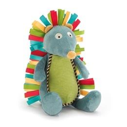 Jellycat - Carnival Hedgehog Rattle