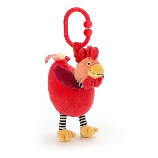 Jellycat - Charlie Chicken Jitter