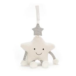 Jellycat - Little Star Musical Pull