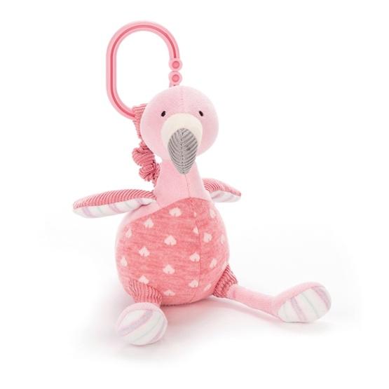 Jellycat - Lulu Flamingo Jitter