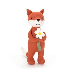 Jellycat - Mini Messenger Fox