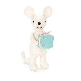 Jellycat - Mini Messenger Mouse