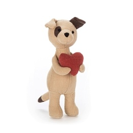 Jellycat - Mini Messenger Puppy