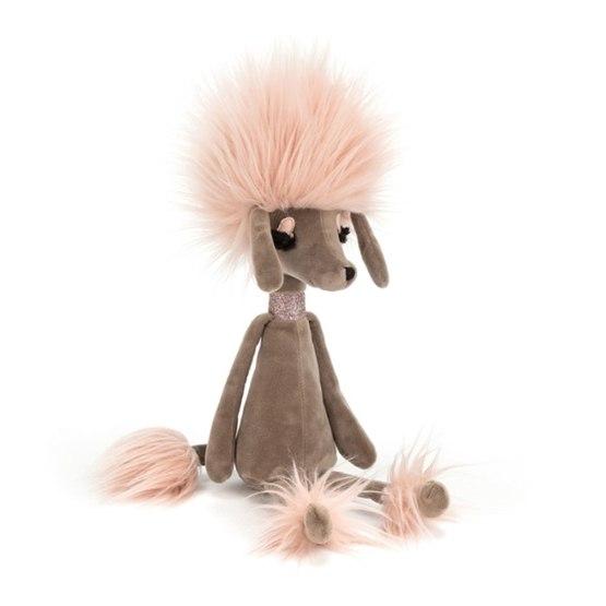 Jellycat, Swellegant Penelope Poodle