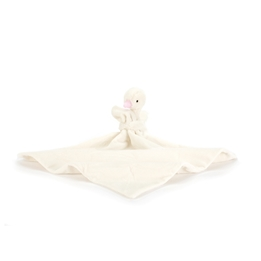 Jellycat - Syllabub Pink Swan Soother