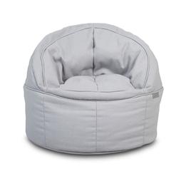 Jollein, Barnsoffa beanbag - Canvas grey