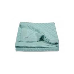 Jollein, Filt Diamond knit - 75x100 cm vintage grön