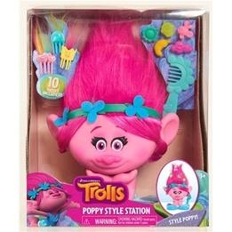 Trolls, Poppy Frisyrhuvud