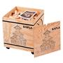Kapla, Byggstavar 1000-box