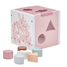 Kids Concept, Plocklåda Edvin rosa