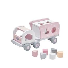 Kids Concept, Klosslastbil rosa