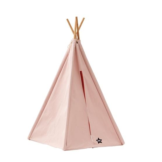 Kids Concept, Edvin - Mini tipitält rosa
