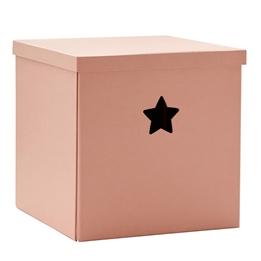 Kids Concept, Star - Förvaringsbox rosa