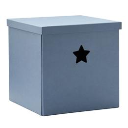 Kids Concept, Star - Förvaringsbox blå