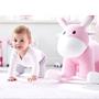 Kids Concept, Gunghäst Rosa & Vit