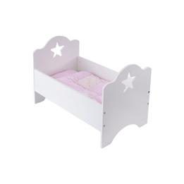 Kids Concept, Star - Docksäng Vit 24x40 cm