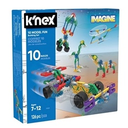 K'Nex, 17009 10 Model Fun Buildingset