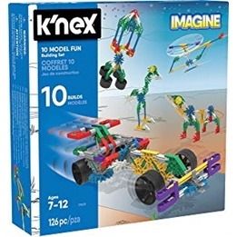 K'Nex, 25525 cars Buildingset