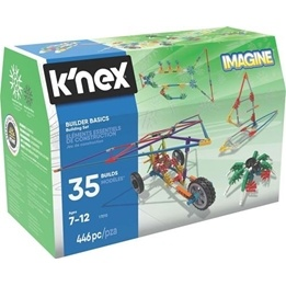 K'Nex, 17010 Builder Basics 35 Model Buildingset