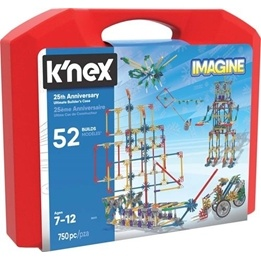 K'Nex, 35013 25th Anniversary Ultimate Builders Case