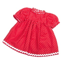 Krabat, Dockklänning röd