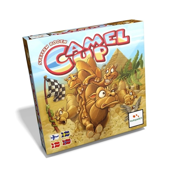 Camel Up (Sv)
