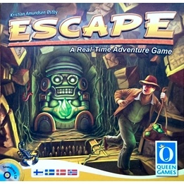 Escape - The Curse of the Temple (Sv)