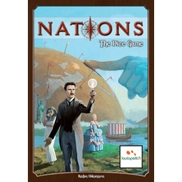 Nations - The Dice Game (Eng)