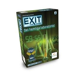 EXIT: Det Hemliga Laboratoriet (Sv)