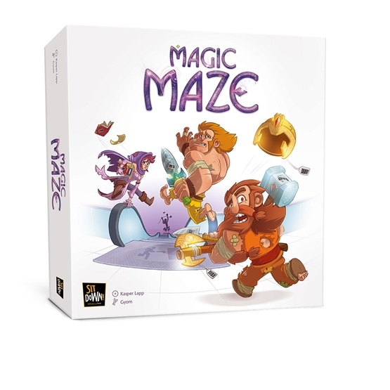 Magic Maze (Sv)
